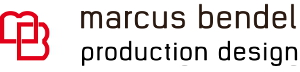 Logo Marcus Bendel Production Design